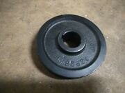 John Deere 214/212/216 Garden Tractor-engine Pulley 1x4 With Bolt M85624