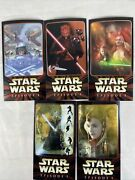 1999 Star Wars Episode I - Topps Widevision Holochrome Complete Set Rare