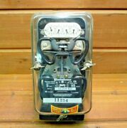Vintage Westinghouse Type Ob Watthour Electric Meter W Your City Light Decal