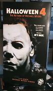 12andrdquo Trick Or Treat Studios Halloween 4 1/6th Michael Myers Action Figure New