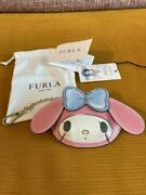 Furla Character Collection My Melody Coin Case Unused