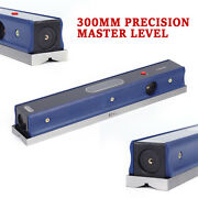 12inch Master Precision Level For Machinist Tool New 0.02mm/m Durable