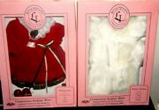 1997 Vintage 12 Lasting Impressions Companion Collection Doll Clothes Holiday