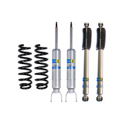 Bilstein 4 Shocks 0.5 5100 Set And 6112 Coilovers For 09-18 Ram 1500 4wd
