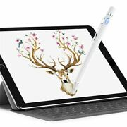 Stylus Pen Ipad Touch Screen Tablet Capacitive Devices Pencil Usb Rechargeable