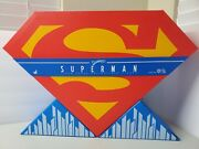 Hot Toys Superman The Movie Mms152 Christopher Reeve 1/6 - Usa Seller Fast Ship