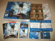 Ps4 Star Wars Battlefront Systemand039s Box And Contents Only No Console/vg + Extras
