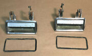 1971 1972 1973 And Other Ford Mustangs Exterior Door Handles Randl Oem D1ab-