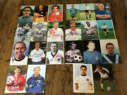 1966 World Cup West Germany Squad Signed Colour Photo Cards