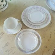 Mikasa Lois Service Of 12 With Platters And Serving Bowls