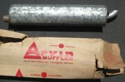 New Old Stock Muffler 1960-1962 Ford Edsel Single Exhaust And Left Side For Dual