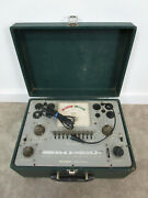 Knight 600 Series Emissions Tube Tester