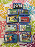 Leap Frog Leapster 2 Bundle Handheld Learning System + 9 Games And Case