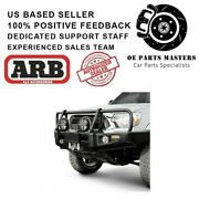 Arb Air Bag Approved Deluxe Bar For 2009-17 Nissan Frontier - 3438320