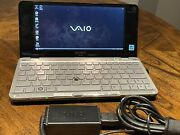 Sony Vaio Vgn-p6888e 8in. 64gb, 1.33ghz, 2gb Notebook/laptop - Vgn-