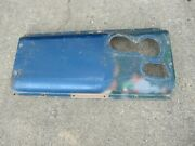 International Scout 80 Tunnel Cover Transmission Floor 800 Tunnel Cover