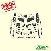 6.5 Front And Rear Suspension Lift Kit For Ram Ram 2500 4wd Diesel 2014-2018 Zone
