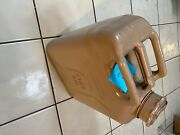 Scepter, Tan, Military, Plastic Fuel Can, 5 Gallon / 20l Mil-c-53109, New, Nos