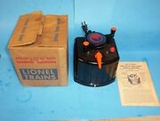 Lionel Kw Transformer 190w Model R Serviced With Box And Instructions St