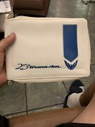 1994 Trans Am Gt 25th Anniversary Owners Manual. Original Owner