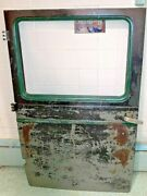 Vintage Old Antique Car Truck Door Great For A Man Cave Or To Paint/restore