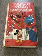 A Disney Christmas Gift Vhs Vintage Clamshell 1985