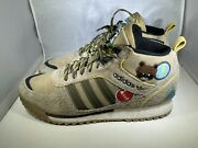 Preowned Adidas Zx Trail Mid Extra Butter Scout Leader Men's 11.5 Ankle Boots