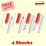 Rs5000 Frontandrear 0 Lift Shocks For Chevy Blazer 4wd 92-94 Kit 4 Rancho