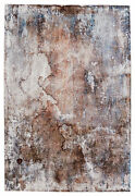 Vibe By Jaipur Living Comet Abstract Brown/ Blue Area Rug 10'x14'