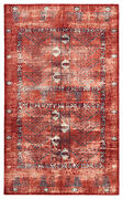 Jaipur Living Montreal Hand-knotted Tribal Red/ Blue Area Rug 6and039x9and039