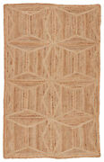 Jaipur Living Abel Natural Geometric Beige Area Rug 12and039x15and039