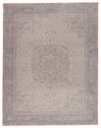 Jaipur Living Epsilon Medallion Red/ Blue Area Rug 10and039x13and039