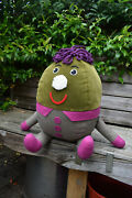 Vintage Genuine Classic Humpty Bbc Television Play School New Old Stock Toy