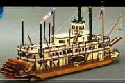 Artesania Latina - King Of The Mississippi Paddle Steamer - 180 Scale - T48