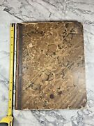 1827 Antique Reference Book The Carpenterand039s New Guide Book Of Lines Plates