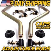 Improved Adjustable Drag Link Set Fits Husqvarna Cth164t Cth184t Cth204t Cth224t