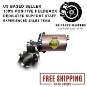 Bd Diesel 2033137 Engine Exhaust Brakes Fits Dodge Vac And Turbo Mount 1999-2002