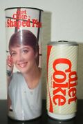 1985 Can Shaped Electronic Diet Coke Telephone Model 5020 Coca Cola Co. Usa