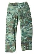 Genuine Issue Us Army Combat Trousers Pants Multicam Ocp Army Military Uniform