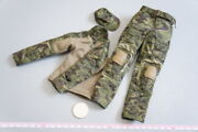 Uniform And Hat For Easyandsimple Es 26042r Army Special Forces Sniper 1/6 12''