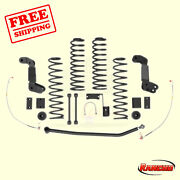 Suspension 4 Lift Kit For Jeep Wrangler 70th Anniversary 4wd 2011 Rancho