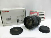 Used Canon Hand Stabilizati Lens Ef 28-135mm F3.5-5.6 Is Usm Kp55