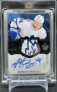 2013-14 Upper Deck The Cup Rookie Patch Auto /249 Morgan Rielly