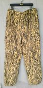 Made 2 Deceive Mens Thick Heavy Warm Fleece Camo Hunting Pants, Fully Lined