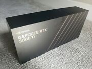 Nvidia Geforce Rtx 3080 Ti Founders Edition 12gb Graphics Card Ships Now+receipt