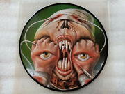 Destruction Release From Agony...picture Disc..steamhammer-pd 12-7515 Years 1987