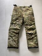 Us Special Operations Multicam Arcteryx Leaf Cold Wx Pant Sv Lg
