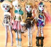 Monster High Abbey Bominable Used Doll Lot