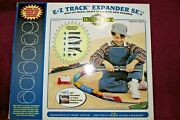 Bachmann 44594 Ez Track Expander Set With Left And Right Switches Ho Gauge Gray