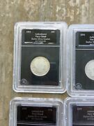 1892-97 1912 Barber Silver Quarters Key Date Collection Authenticated Slabbed
